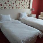 اتاق توئین هتل لارا اسپا باکو