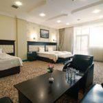 اتاق سه تخته هتل نیو باکو