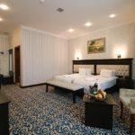 اتاق دابل هتل نیو باکو