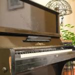 پیانو در هتل اولد سیتی این باکو