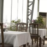 محوطه صبحانه هتل اولد سیتی این باکو