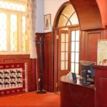 لابی و رسپشن هتل اولد سیتی این باکو