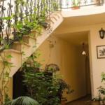 راه پله های هتل اولد سیتی این باکو