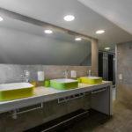 سرویس بهداشتی خوابگاه هاستل الیوا این باکو