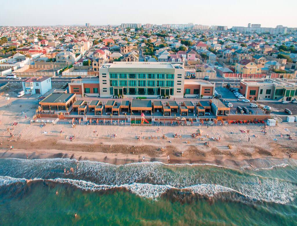 تصویری از هتل رگنوم باکو