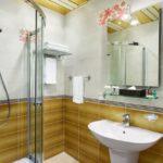 حمام در اتاق های هتل دیز باکو