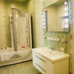 سرویس بهداشتی و حمام در هتل مدرن باکو