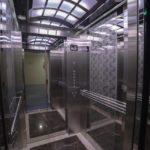 آسانسور هتل سلام باکو
