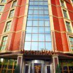 تصویری از هتل مدرن باکو