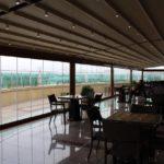 رستوران و کافی شاپ در هتل مدرن باکو