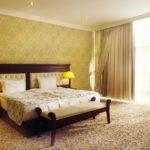 اتاق دابل در هتل مدرن باکو