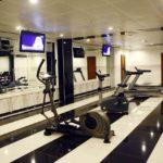 فیتنس در هتل مدرن باکو