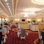 رستوران هتل مدرن باکو
