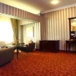 سوئیت های هتل مدرن باکو