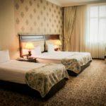 اتاق تریپل هتل مدرن باکو