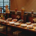 صبحانه سلف سرویس در اتاق های هتل سلام باکو