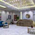 لابی هتل آرت گالری بوتیک باکو