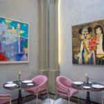 رستوران هتل آرت گالری بوتیک باکو