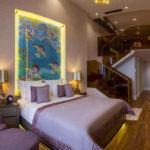 اتاق دابل هتل آرت گالری بوتیک باکو