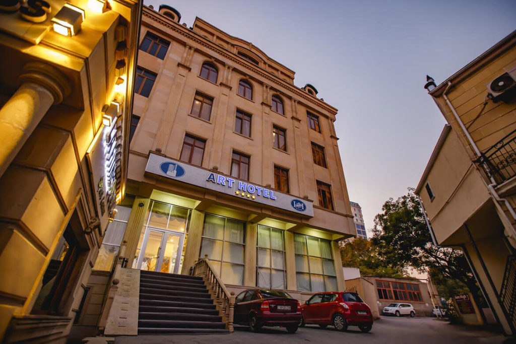 هتل آرت باکو