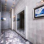 محوطه هتل ادمیرال باکو
