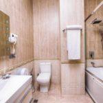 سرویس بهداشتی اتاق های هتل ادمیرال باکو