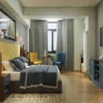 اتاق دابل هتل سنتریک بوتیک باکو