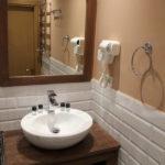 حمام و سرویس بهداشتی هتل سنتریک بوتیک باکو