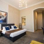 اتاق دابل هتل سیتروس بوتیک باکو