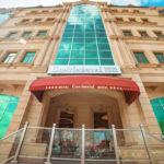 ساختمان هتل کنتیننتال باکو
