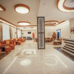 رسپشن و لابی هتل کنتیننتال باکو