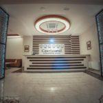 رسپشن هتل کنتیننتال باکو
