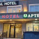 ساختمان هتل ال رویال باکو
