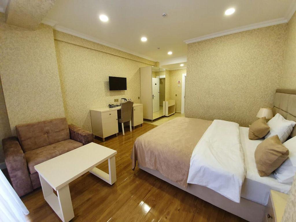 اتاق دابل هتل ال رویال باکو