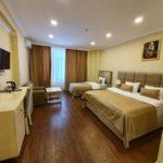 اتاق تریپل هتل ال رویال باکو