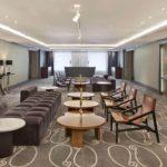 محوطه هتل حیات رجنسی باکو