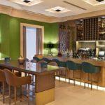 بار هتل حیات رجنسی باکو