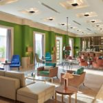 کافی شاپ هتل حیات رجنسی باکو