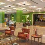 لابی و رسپشن هتل حیات رجنسی باکو