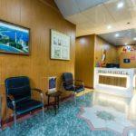 لابی و رسپشن هتل ارشاد باکو
