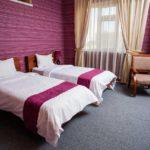 اتاق توئین هتل ارشاد باکو