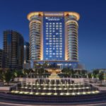 ساختمان هتل جی دبلیو ماریوت باکو