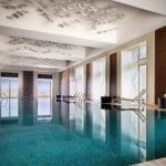 استخر هتل جی دبلیو ماریوت باکو
