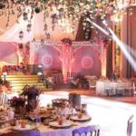 سالن عروسی هتل جی دبلیو ماریوت باکو