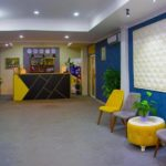 رسپشن و لابی هتل خاقانی سنتر باکو