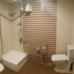 سرویس بهداشتی و حمام هتل خاقانی سنتر باکو