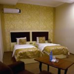 اتاق توئین هتل خاقانی سنتر باکو