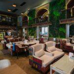 کافی شاپ و رستوران هتل مالاک هان باکو