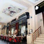 درب ورودی هتل مالاک هان باکو