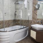 سرویس بهداشتی و حمام هتل مالاک هان باکو